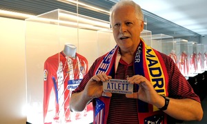 """In the 1980s, I followed Atleti via shortwave radio"""